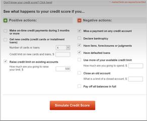 credit card navigator tool credit land com