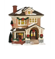 Original Christmas Snow Toy Village