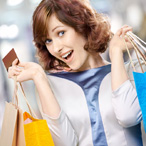 Shoppers Choosing Credit for Overspending