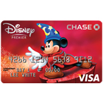 Disney Premier Visa Card Sprinkles Fairy Dust Rewards on Big Disney Spenders