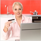 Improving credit scores through store cards