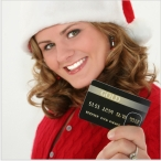 Credit scores can go for a spin with holiday shopping