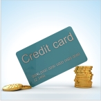 Drop in credit card debt and credit scores