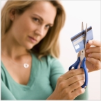 Refrain from using credit cards badly to cause a bad credit history