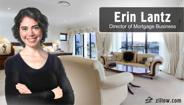 Q&A with Zillow.com Erin Lantz, Director of Mortgage Business