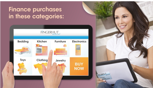 Fingerhut Catalog Number March 2013
