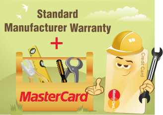 MasterCard: Extended Warranty