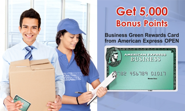 Get 5,000 Bonus Points - Redeem Points for Your Business Expenses