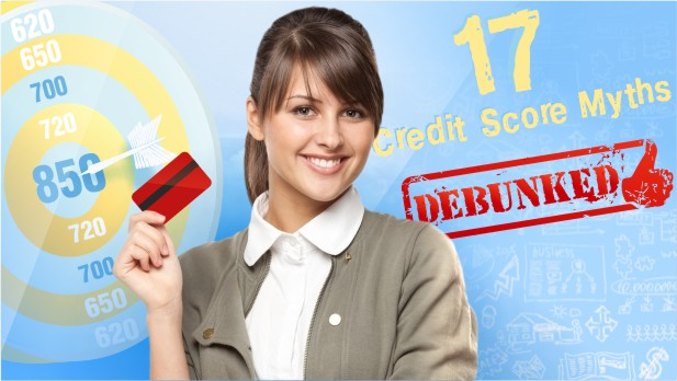 Common Credit Score Myths