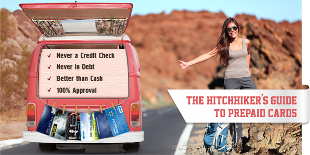 The Hitchhiker's Guide to Prepaid Cards