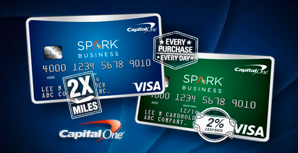 Capital one spark business credit card login for Capital one business card login