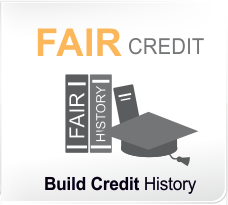 Student Credit Card for Fair Credits
