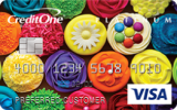 Credit One Bank® Platinum Visa® with Cash Back Rewards