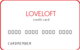The LOVE LOFT Credit Card