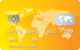Dynamics ePlate Air Dollars Visa Signature Card