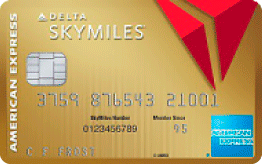 Compare Cards: Gold Delta SkyMiles® Credit Card from American Express and others