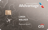Apply for Citi® / AAdvantage® Platinum Select® World Elite™ Mastercard® - Credit-Land.com