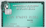American Express: Business Green Rewards Card