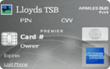Lloyds TSB Airmiles Duo American Express® Card