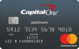 Capital One®: Capital One® Platinum Credit Card
