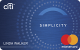 Citi Simplicity® Card – No Late Fees Ever