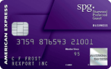 Starwood Preferred Guest® Business Credit Card