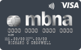 The MBNA Credit Card