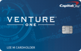 Capital One® - Capital One® VentureOne® Rewards Credit Card