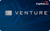 Capital One®: Capital One® Venture® Rewards Credit Card