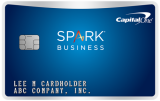 Capital One® Spark® Miles for Business