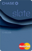 Slate® MasterCard from Chase