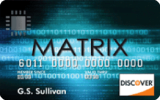 Continental Finance Matrix Discover® credit card