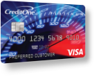 Credit One Bank® Visa® - No Deposit Required