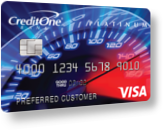 Credit One Bank® Unsecured Visa® - No Deposit Required