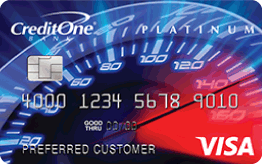 Credit One Bank® Platinum Visa®