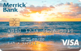 Merrick Bank's Secured Visa® Card