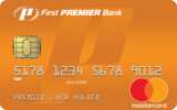 First PREMIER® Bank: First PREMIER® Bank Mastercard® Credit Card