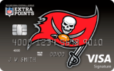 Tampa Bay Buccaneers Extra Points Credit Card