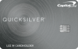 Apply for Capital One® Quicksilver® Cash Rewards Credit Card - Credit-Land.com