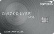 Apply for Capital One® QuicksilverOne® Cash Rewards Credit Card - Credit-Land.com