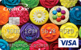 Credit One® Credit Card with 1% Cash Back