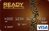 The Bancorp Bank - READYdebit® Visa Latte Control Prepaid Card