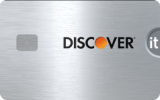 Discover Card: Discover it® Student chrome