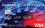 Credit One® Credit Card with Bonus Features