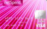 MetaBank - Pink NetSpend® Visa® Prepaid Card