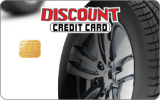 The Discount Tire Carcareone credit card