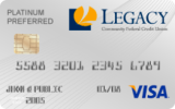 Visa Platinum Preferred Credit Card