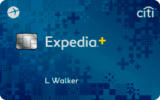 Expedia®+ Card from Citi
