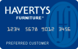 Havertys Credit Card