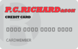 P.C. Richard & Son Credit Card